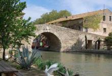 Le vieux pont du Somail