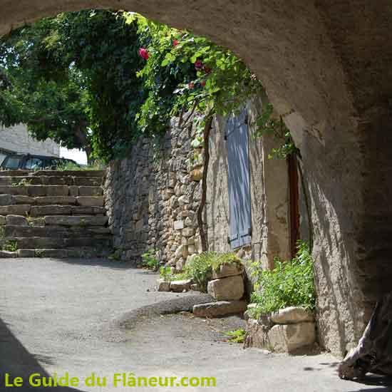 Visite de Limans - Alpes de Haute-Provence