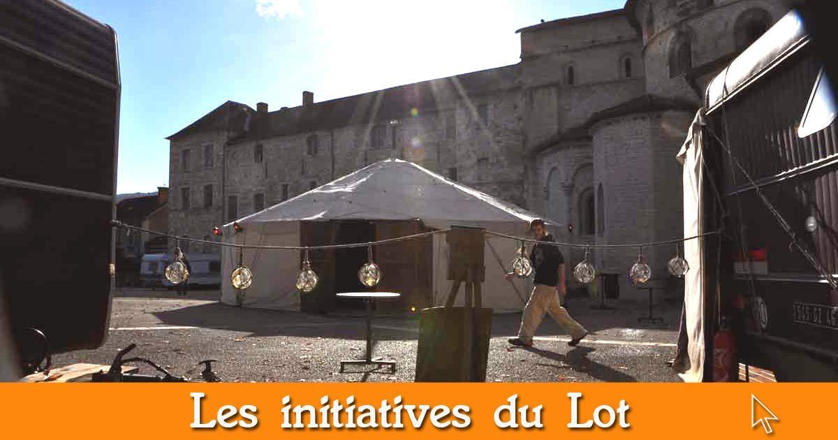 Lot - Les initiatives