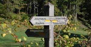 Medias guide flaneur