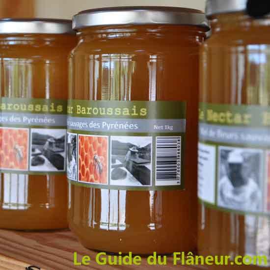 Le miel de Sarp - Hautes-Pyrénées