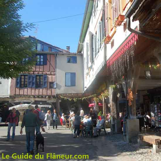Place de Mirepoix