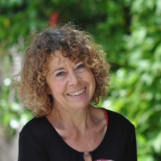 Monique Thoma co-fondatrice du Guide du Flâneur