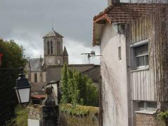 L'église de Montaigu