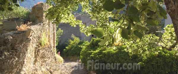 Montbrun dans la Drôme