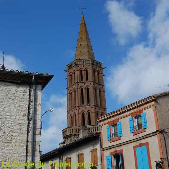 L'église de Montricoux