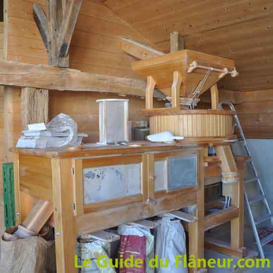 Le moulin Clercq à Lascazères - Hautes-Pyrénées