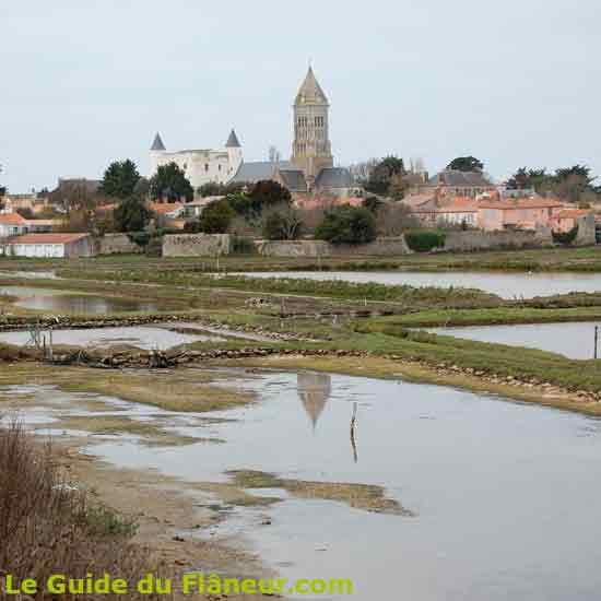 Randonnée à Noirmoutier-en-l'île en Vendée