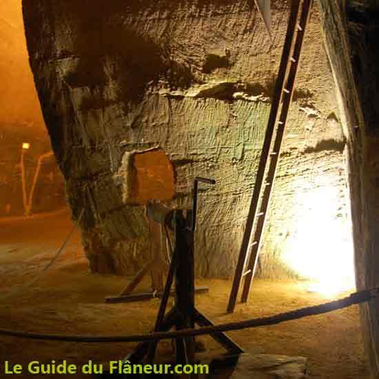 Les Perrières de Doué-la-Fontaine