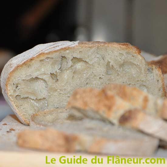 Un beau pain biologique