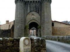 La porte de Parthenay