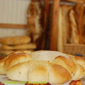 Pâtisserie à l'anis