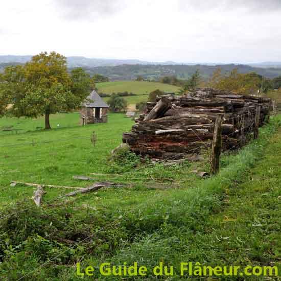 Randonnée à Allassac en Corrèze