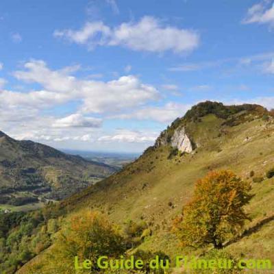 Paysage pyrenees