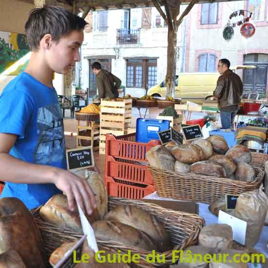 Visites et tourisme - Le village de Simorre - Gers