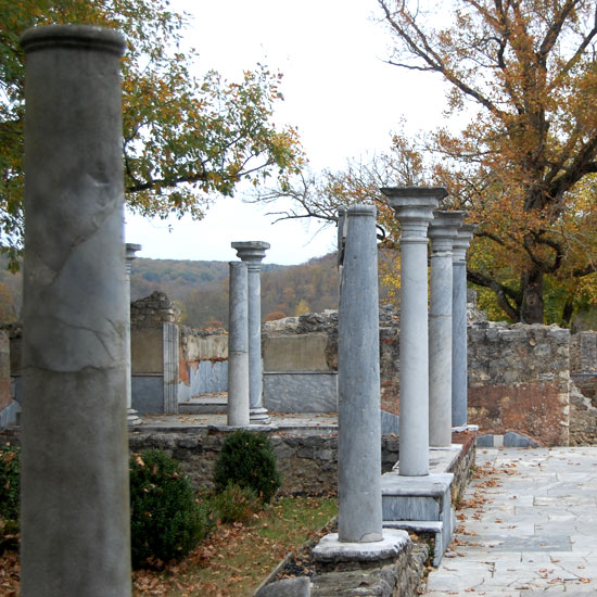 La villa gallo-romaine de Montmaurin