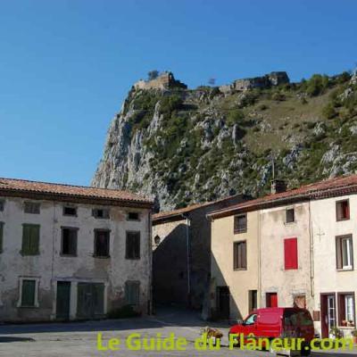 Place village roquefixade