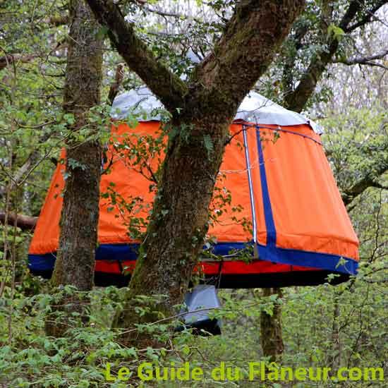 Bonnes adresses - Plum'arbres à Trémargat