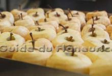 Pommes tapees turquant