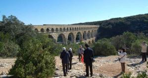 Le pont du Gard