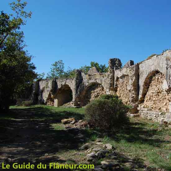 Visite du Gard