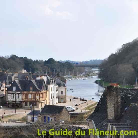 Visite de la ville d'Auray