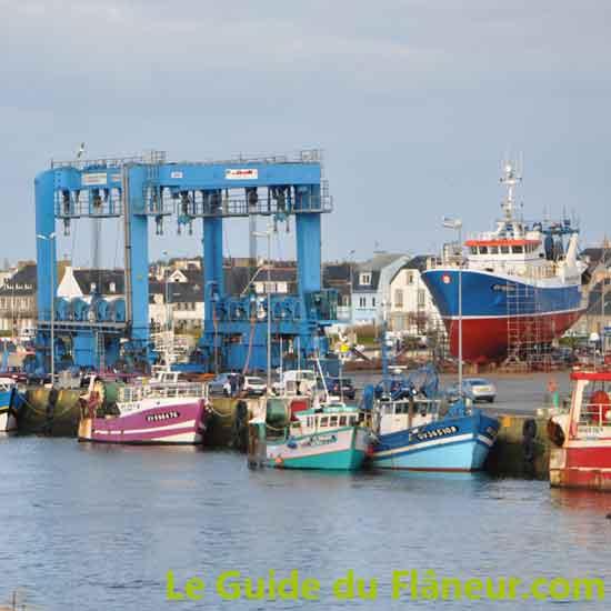 Océane Alimentaire à Saint-Guénolé - Finistère
