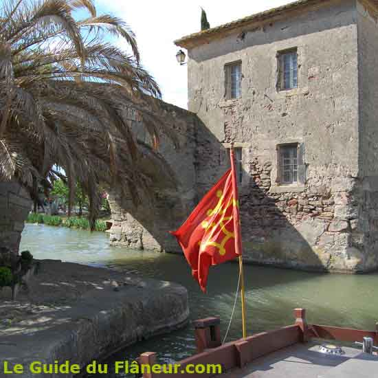 Randonnée à Ginestas dans l'Aude