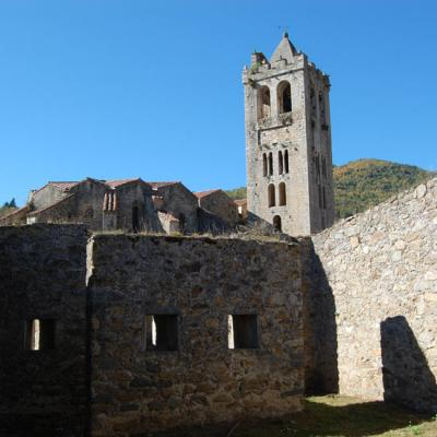 L'église de Prats-de-Mollo en Vallespir