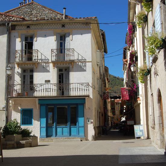 Présentation de Prats-de-Mollo en Pyrénées-Orientales