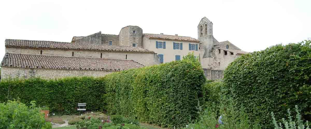 Le prieuré de Salagon