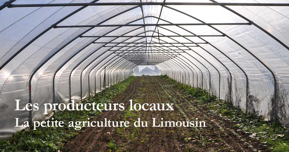 Les producteurs locaux du Limousin