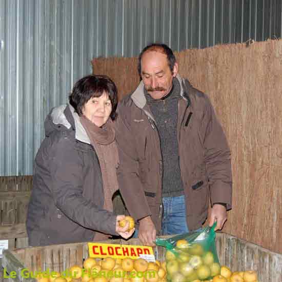 Colette et Alain