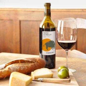 Production de vin Bio