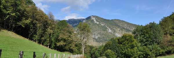 Frayeur dans les Pyrénées