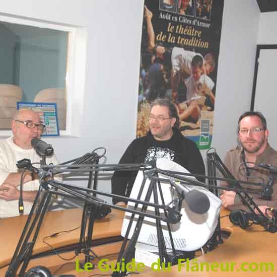 Radio centre bretagne à Saint-Nicodème