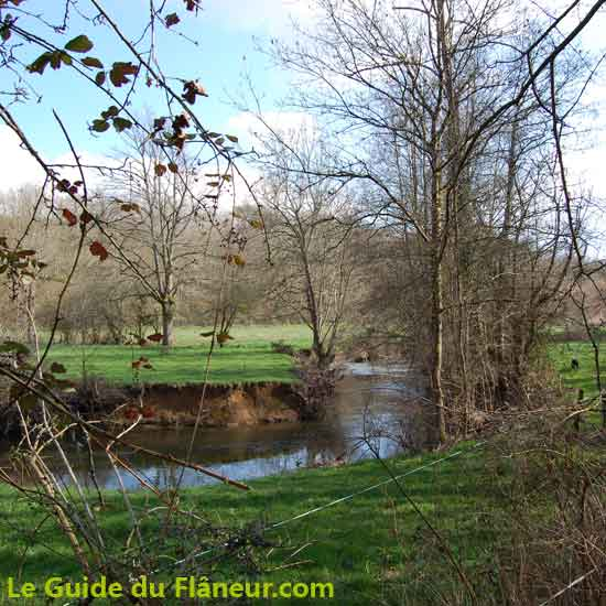 Randonnée à Ardin dans les Deux-Sèvres