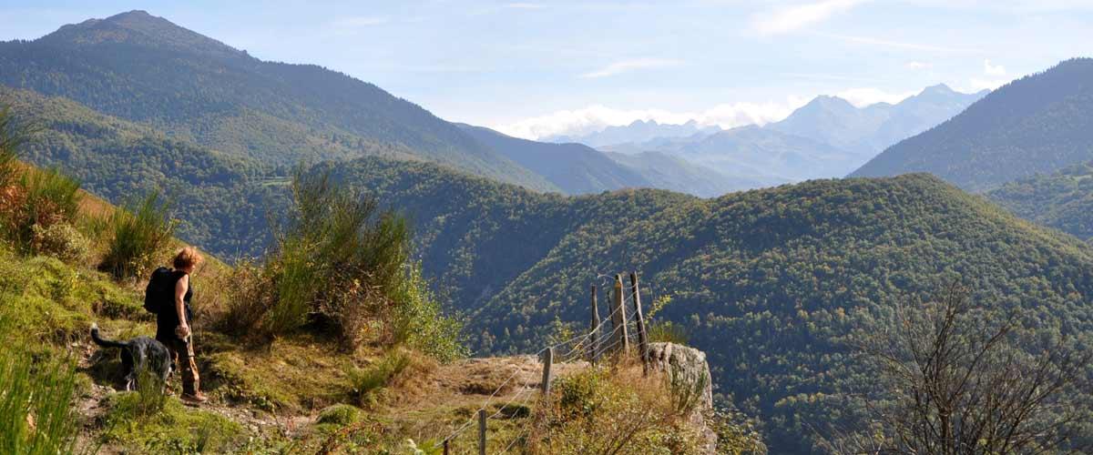 La randonnée d'Arreau