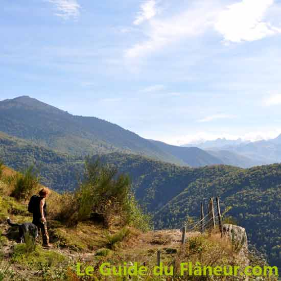 Randonnée pédestre à Arreau - Hautes-Pyrénées