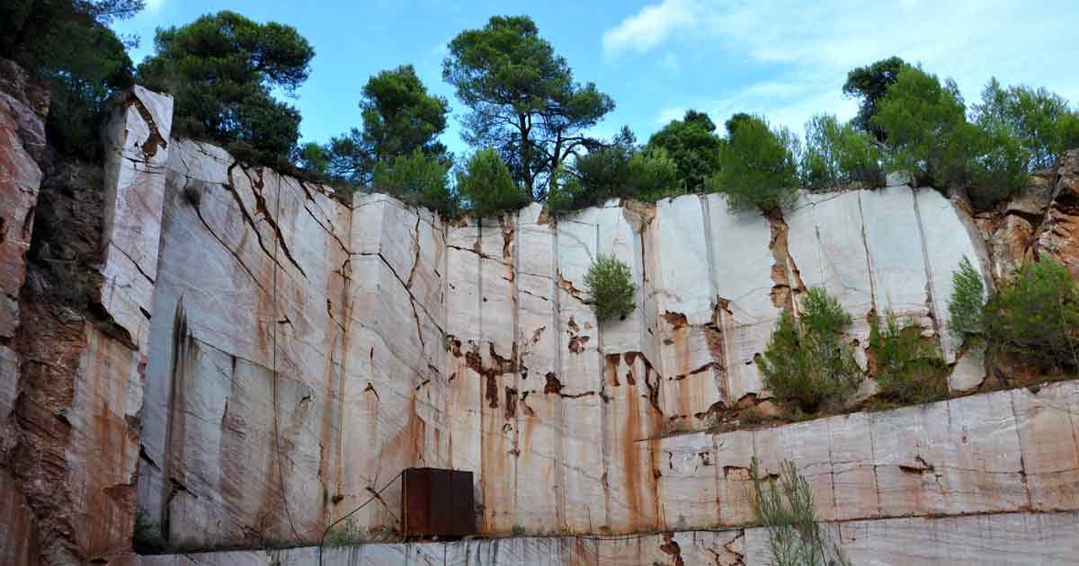 La randonnée de Caunes-Minervois