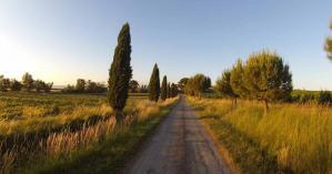 La randonnée à Fanjeaux