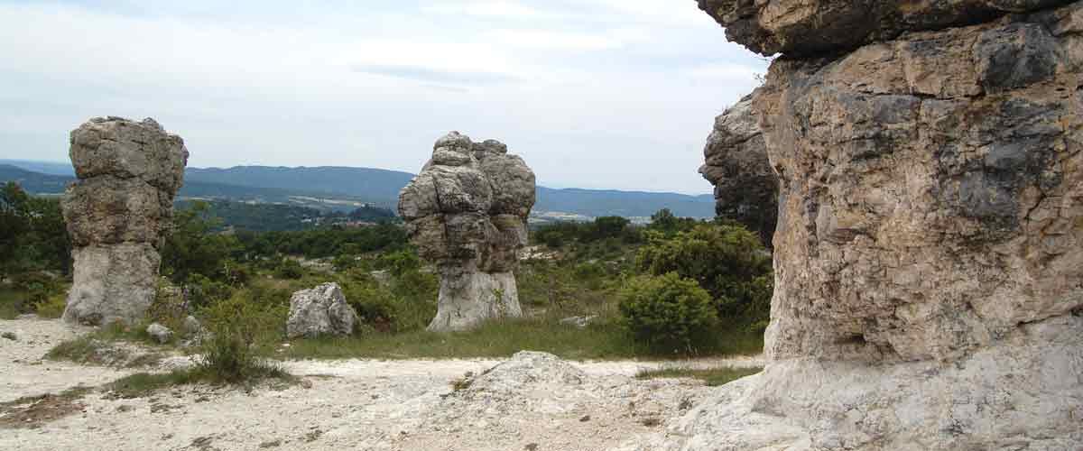 La randonnée de Forcalquier
