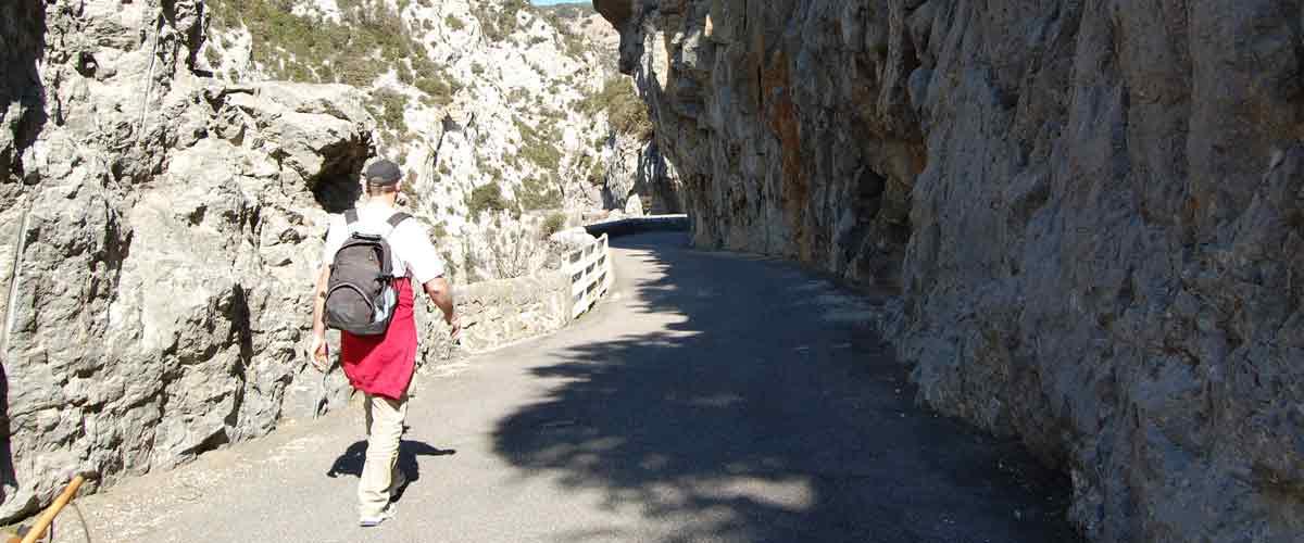 La randonnée des gorges de Galamus