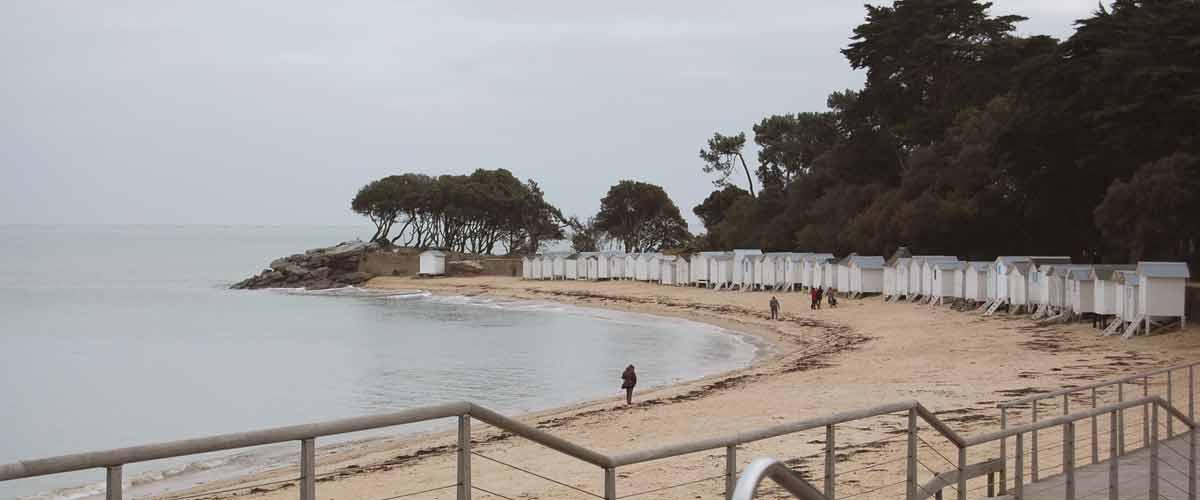 La randonnée de Noirmoutier