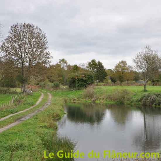 Randonnée de Rochechouart - Haute-Vienne