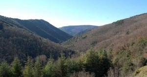 La randonnée de Roquefère