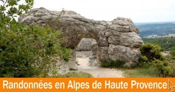 Randonnées en Alpes-de-Haute-Provence