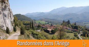 Les randonnées en Ariège