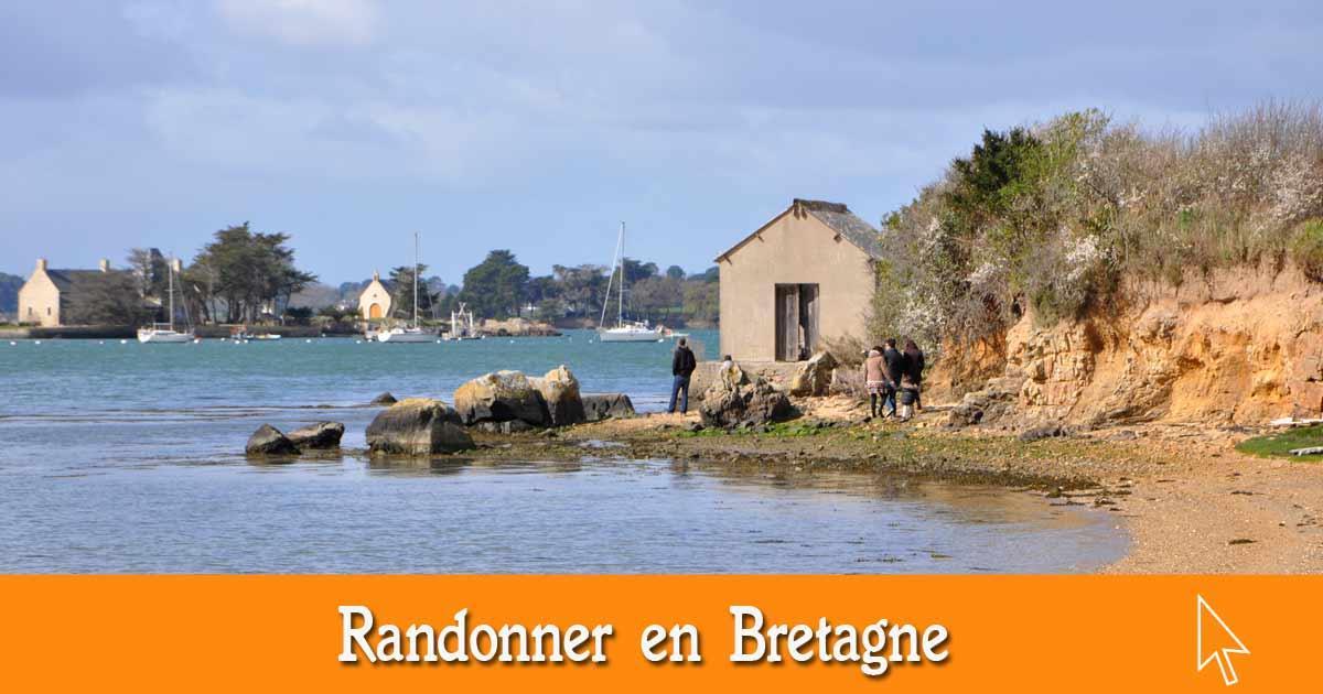 Les randonnées en Bretagne