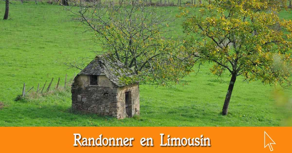 Les randonnèes en Limousin